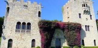 Pazo de Meirás fachada principal
