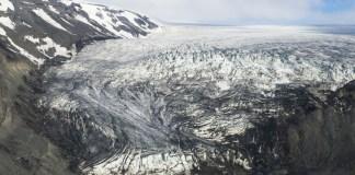UN Photo/Eskinder Debebe: Glaciar Langjökull en Islandia