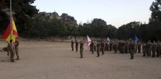Campamentos niños soldado en España
