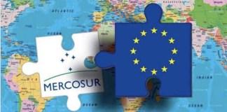 Mercosur Unión Europea UE