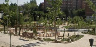 Sanse parques y jardines urbanos