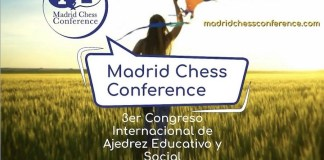 Madrid Chess Conference cartel 2020