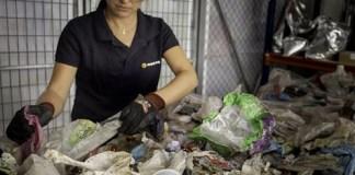 Reciclaje La Paloma Archivo GVA