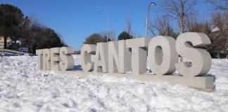 Tres Cantos catástrofe accesos 11ENE2021