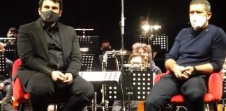 Arturo Díez Boscovich con Antonio Banderas 28MAR02021