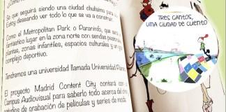 Tres Cantos una ciudad de cuento