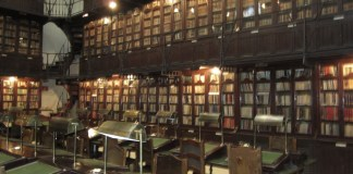 Ateneo de Madrid, Biblioteca