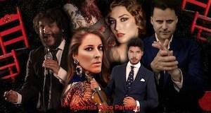 Cartel Rivas Flamenca 2021