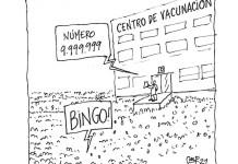 Miguel Porres vacunación en España