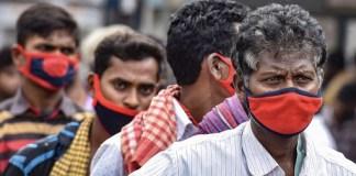 India COVID-19 contagios