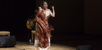 María Terremoto Auditorio 7MAY2021