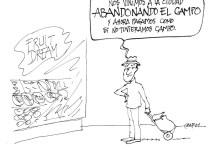 Miguel Porres sobre el abandono del campo