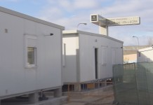 Centro acogida para refugiados «Caracolas» en Vallecas