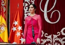 Isabel Díaz Ayuso presidenta 19JUN2021
