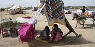 © P.Kessler Acnur: Jacobabad en el sur de Paquistán