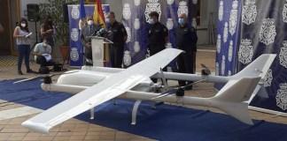 Dron transporte droga JUL2021