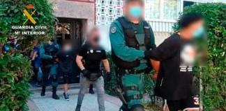 Guardia Civil Corredor Henares DDP