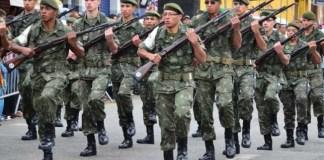 Policía Militar Vitòria da Conquista Brasil