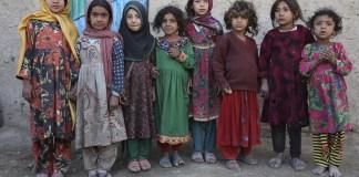 Amnistía AI niñas Afganistán