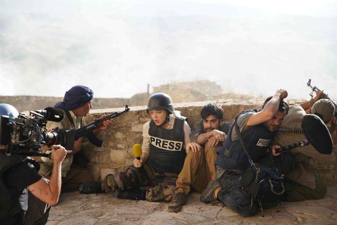 France fotograma corresponsales de guerra