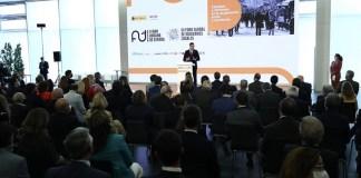 Pedro Sánchez en el primer Foro Urbano de España, Sevilla, 5OCT2021