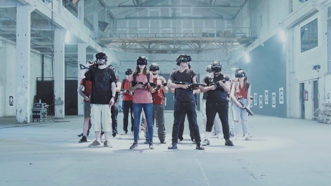Virtual Arena games juegos virtuales