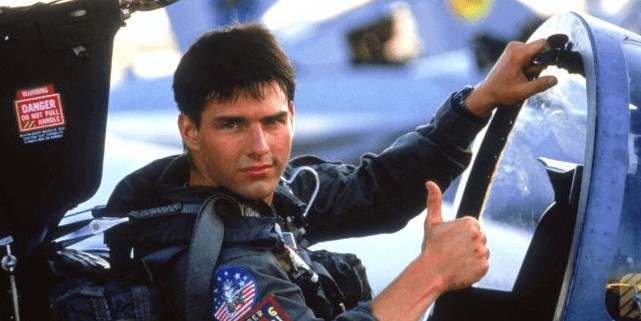 Tom Cruise vuelve con la secuela de Top Gun.