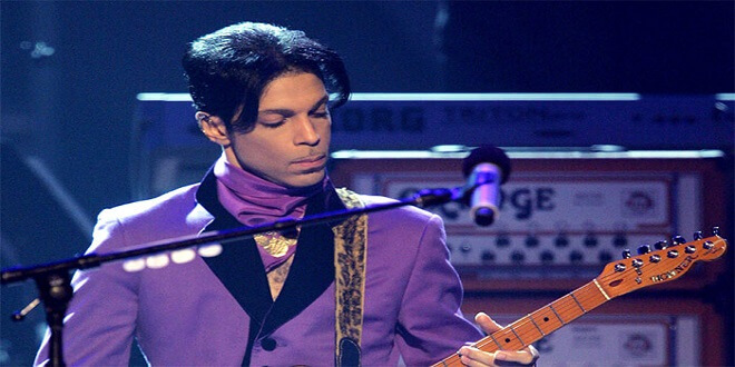 Muere Prince en su vivienda en Minneapolis.