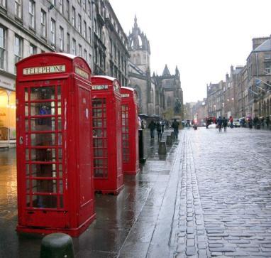 EDINBURGH (Royal Mile), Scotland