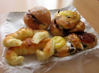 FACTURAS - Argentinean food