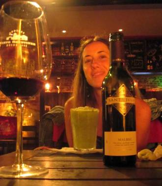 Argentinean wines (... and girls :) )
