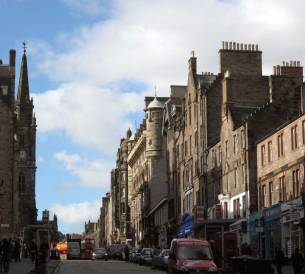 EDINBURGH (Royal Mile) , Scotland