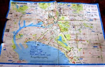 Destroying Maps :P [ MELBOURNE, Australia ]
