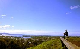 [ Mount Eden Domain, AUCKLAND, New Zealand ]