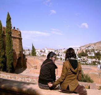 [ La Alhambra, Granada ]