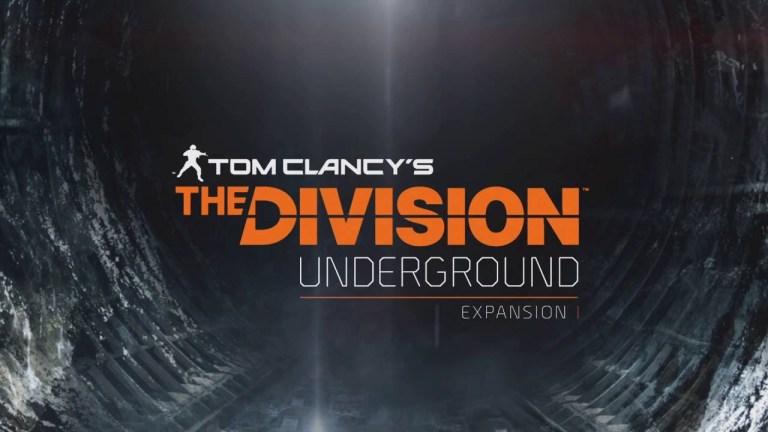 Assista ao trailer de lançamento do DLC The Division 'Undergroud'