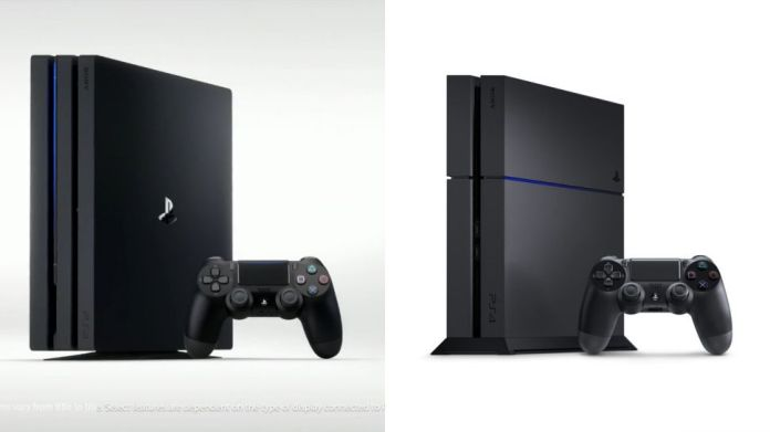 Gráficos do PS4 Vs PS4 Pro nos games 'FFXV,' 'Uncharted 4,' 'Last Of Us' analise de performance