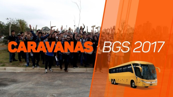 #BGS10: Brasil Game Show já tem 97 caravanas confirmadas para sua décima edição