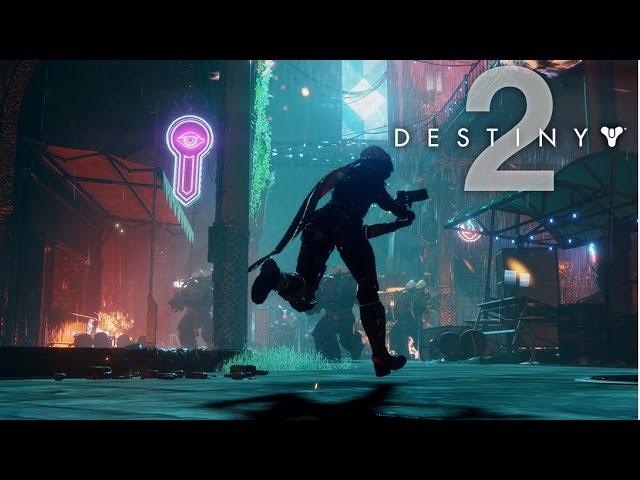Destiny 2 é finalmente anunciado e tem o primeiro trailer!