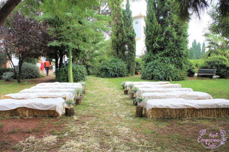 boda otoño huerto montesinos