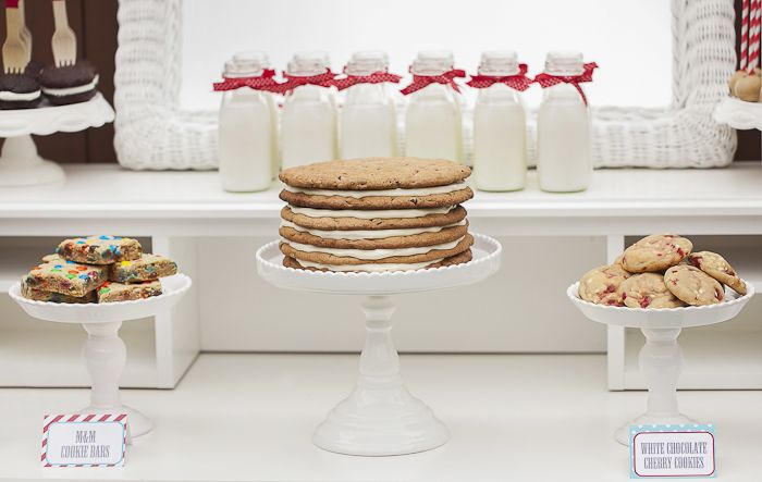 Milk and cookie bar boda