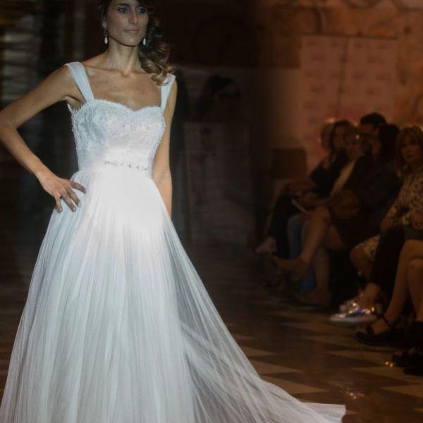 desfile de vestidos de novia nblanc