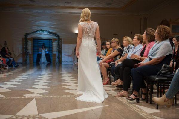 desfile de novias nblanc