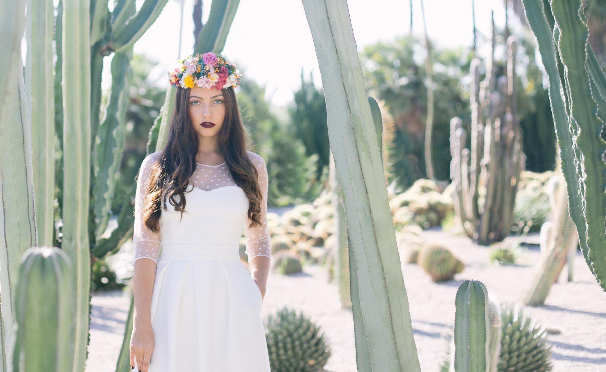 México la colección de vestidos de novia de Paola Carolina