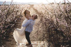 Las ventajas de las bodas de primavera.