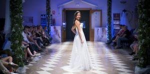Desfile de vestidos de novia de Nblanc