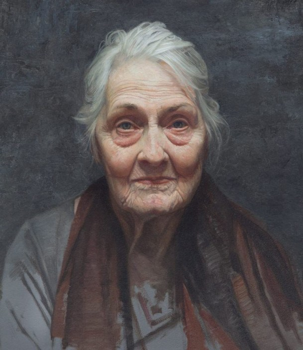 old-woman-portrait-painting-david