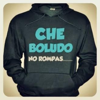 www.facebook.com/CheBoludoTshirts
