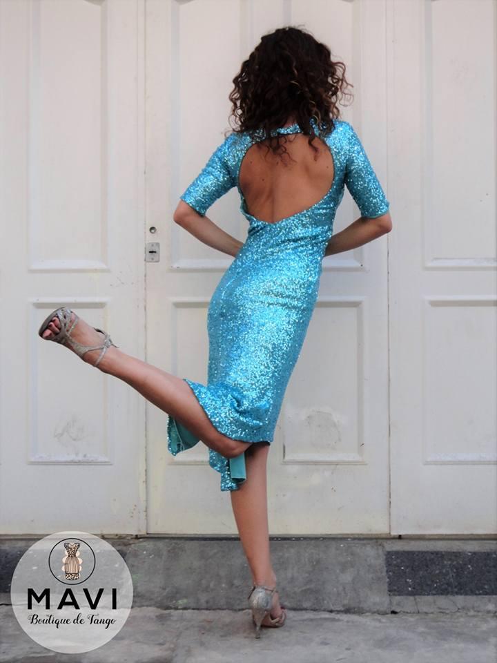 onde comprar roupas de tango Mavi
