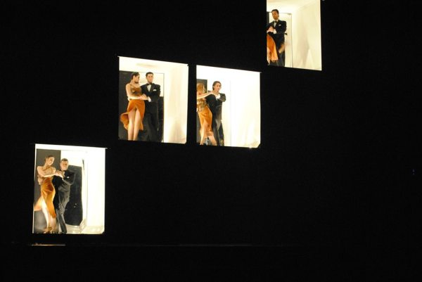 shows de tango para crianças